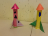Rakete tretješolcev